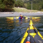 Teaching Kayak Class