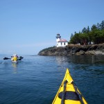 Lime Kiln Lighthouse Kayaking