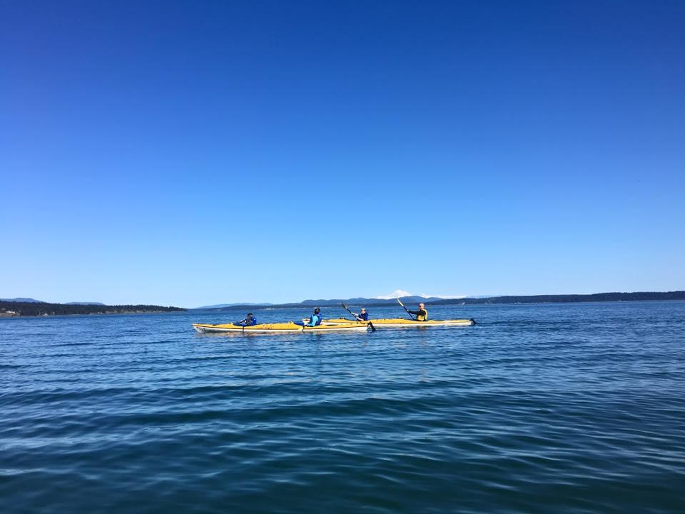 San Juan Island Kayaking