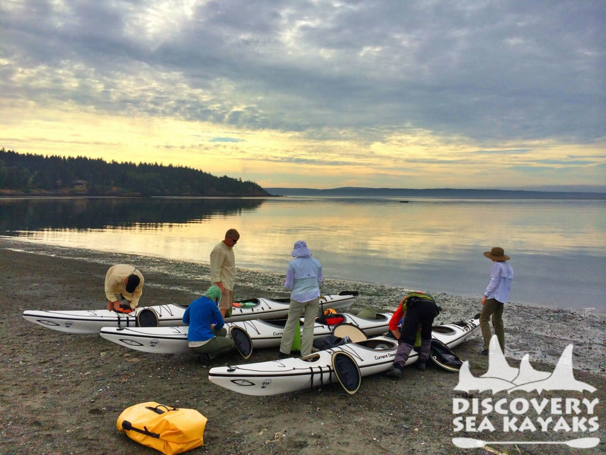 multi day kayak tours san juan island