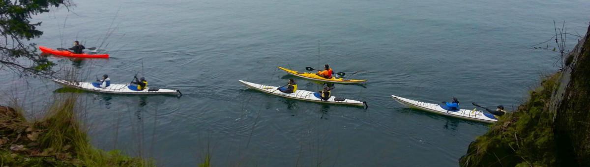 san juan kayaking trips