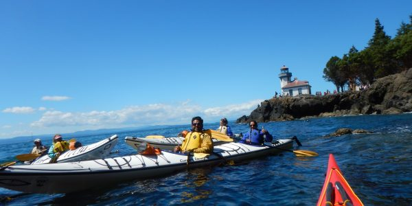 San Juan Island Kayak Tour Half Day