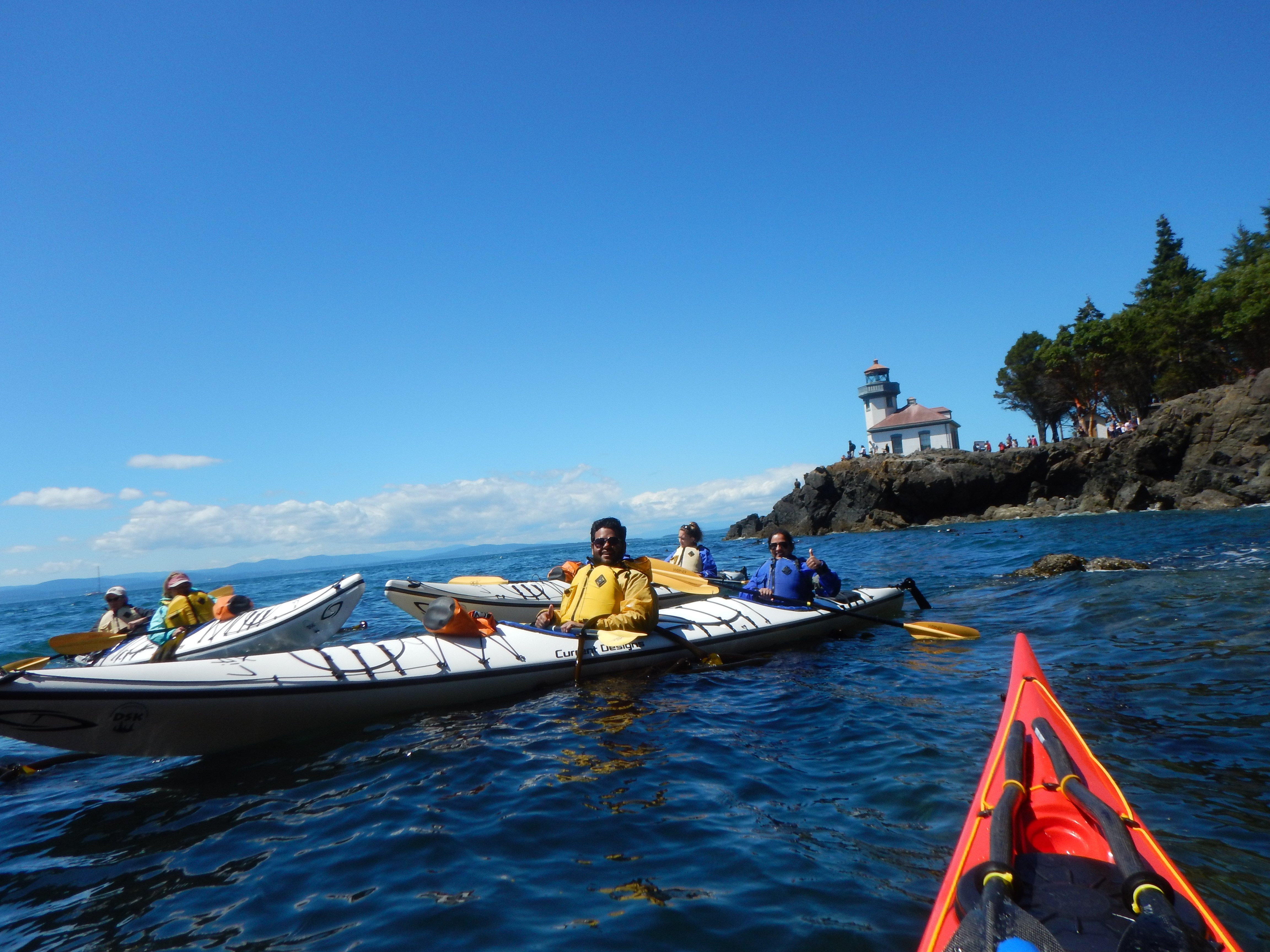 Full Day Kayak Tours  Discovery Sea Kayaks