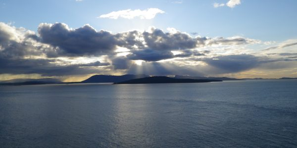 San Juan Island scenic views