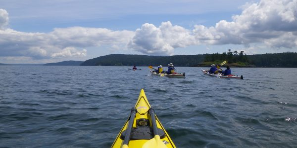 Sea Kayak Tours San Juan Islands