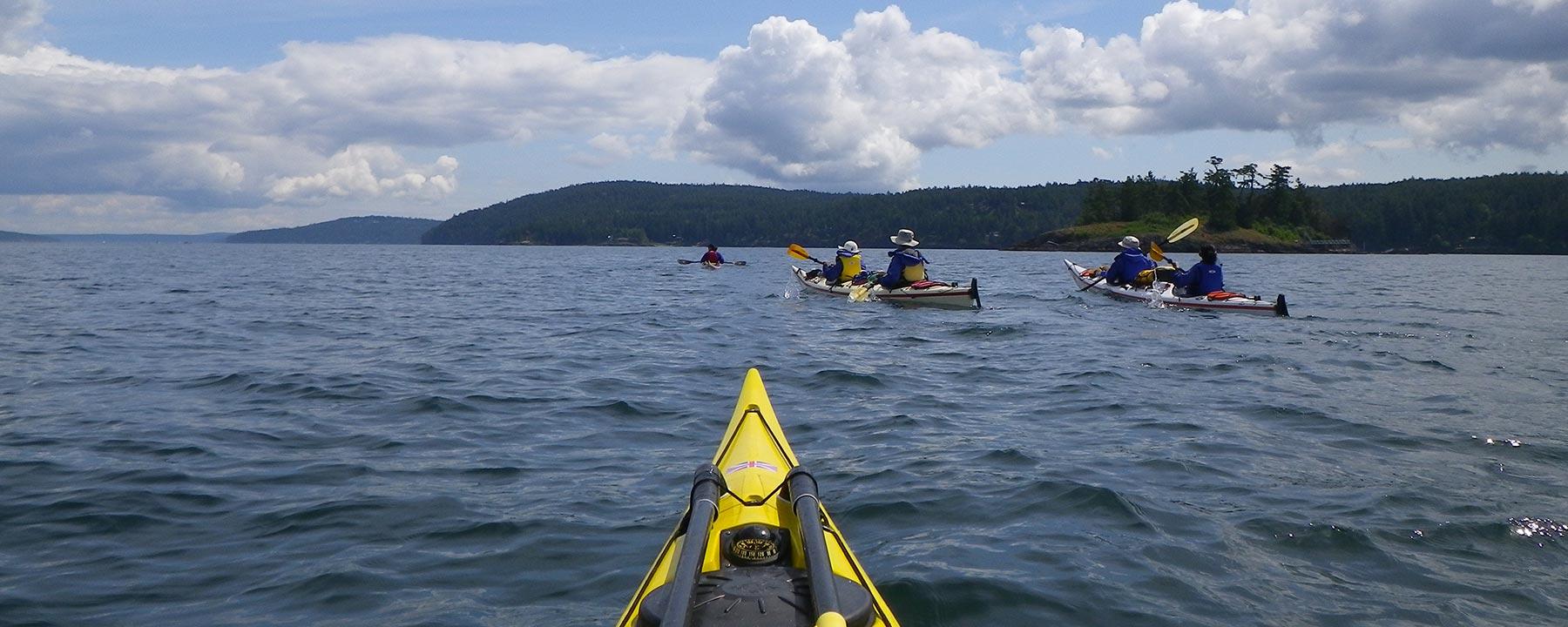 San Juan Island Sea Kayak Tours