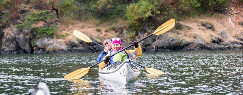kayaking tour san juan island